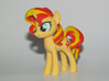 Sunset Shimmer  3d printed old texture