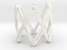 Expandable structure Bracelet XL 3d printed