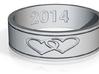 Shane V2 Ring Size 11.25 3d printed