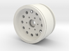 "1.9"" Beadlock Wheel with 12mm Hex 3d printed"