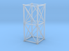 """'HO Scale"""" - 8 Ft x 8 Ft x 20 Ft Tower 3d printed"""