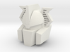 Shinehead Head (Vehicon) 3d printed