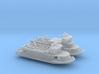 Gosport Ferries (1:1200) 3d printed
