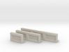 Bahnsteigkante 1-2-3 3d printed