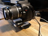 DSLR+Asus Mount for tripod   RGBDToolkit 3d printed
