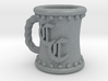 Accidental  Mug 3d printed