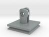 Arca-Swiss Square Virb QR Plate 3d printed