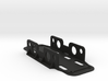 UNDERSLUNG BATTERY TRAY (15mm Velcro Version) for  3d printed