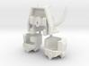 Robohelmets: Dinobuddies (Revised 2/15) 3d printed