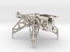 018A LLTV - Lunar Landing Training Vehicle - 1/144 3d printed