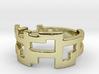 Ring Blocks - Size 8 3d printed