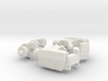 TF4: AOE Warrior Of Growl (hands) for deluxe Snarl 3d printed