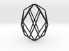 80x100 Hexajewel Pendant Light 3d printed