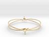 StarSplash bracelet 3d printed