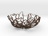 Seaweed Bowl / Fruit Bowl  3d printed