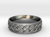 Celtic Knot Wedding Band 3d printed