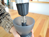 Coffee Grinder Bit for Drill Driver CDR-RE 3d printed Using Image