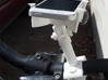 Cycle Bracket Camera Smartphone Mount 3d printed