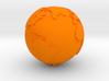 Globe, Hollow, 3/4 Inch Diameter 3d printed
