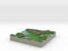 Terrafab generated model Sun Apr 19 2015 10:29:31  3d printed