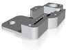 Open Lens Control Motor MkI Shell Left 3d printed