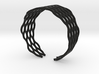 Mesh Bracelet - Small 3d printed