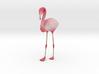 Flamingo 3d printed