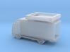 Koffer-LKW / box truck (Z, 1:220) 3d printed