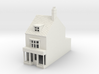 HHS-7 N Scale Honiton High street building 1:148 3d printed