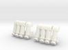 3d Shuttle SRB Tubes 3d printed