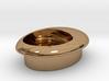 love handles I Egg handle V I chic metals 3d printed