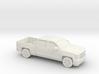 1/64 2014 Chevrolet Silverado Crew Cab 3d printed