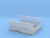 GE Gas Turbine Battery Box - (N Scale) 1:160 3d printed