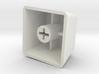 Mechanical Keyboard Key (WASD) 3d printed