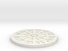 Gotham City Manhole – Sixth Scale  3d printed