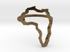 Africa Ring size 7.5/P 3d printed