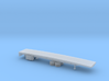 1/160 Spread Axel Flatbed Trailer 3d printed