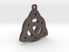 Celtic Trinity Knot Pendant 3d printed