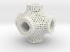 CloseIso2 math art 3d printed