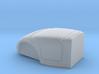 1/32 Short Firewall Bantam Altered (no Cut) 3d printed