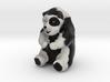 Mildly Obese Panda 3d printed