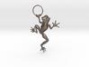 Frog Hug Pendant 3d printed
