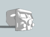 Retrovest: VW Van (Tip Jar Item) 3d printed