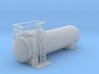 Z scale Diesel Storage Tank V3 3d printed