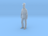 1:20.32 scale Fred with baseball hat 3d printed