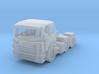 1:120 scania tractor unit 3d printed
