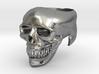 Skullring - ring size 12 3d printed