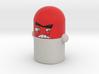 Red Pillock Mini 3d printed
