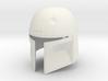 Boba Fett Helmet - Dented version 3d printed