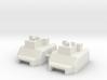 Customatron - Landformer - Feet Kit (Lrg) 3d printed